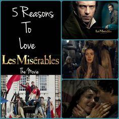 Les Miserables: Hugh Jackman And Eddie Redmayne -Like Woah.    @Dorothy Vernon