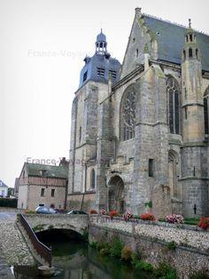 Nogent-le-Roi : Église Saint-Sulpice,