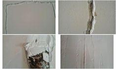 Ponle fin a las grietas de tus paredes