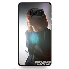Lauren Mayberry Drown In Sound TATUM-6356 Samsung Phonecase Cover For Samsung Galaxy Note 7