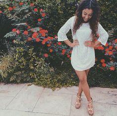Liza Koshy. Love the outfit