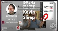 InDesign Fix: Newspaper #publishing / #graphic_design expert & PDF Printing Method inventor, Kevin Slimp, reviews & recommends InDesign to Affinity Publisher converter, IDMarkz. See video of interview! #InDesign #Affinity #Publisher Desktop Publishing, My Design, Graphic Design, Newspaper, Interview, Printing, Pdf, Journaling File System, Visual Communication