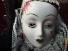 Magnificent Mimes Doll motion music box by Maurice by LAMOREBOHEME, $18.00