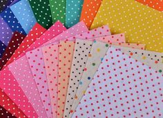 YY DIY! Printed Felt Fabric Polka dot 20 MIX COLORS DIY non-woven felt 15cm X 15cm great Promotion handcraft