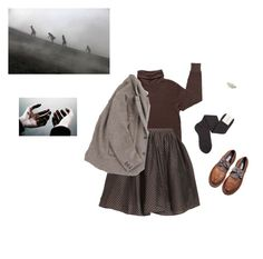 """""""cover"""" by paper-freckles ❤ liked on Polyvore featuring Leveret, Alaïa and Maria La Rosa"""