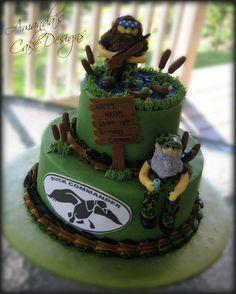Duck Dynasty Cake