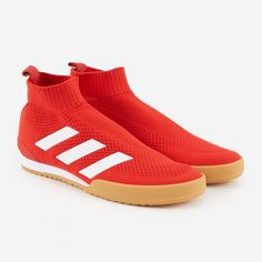 393b0bb77ceb Gosha Rubchinskiy x Adidas Ace 16+ Super Shoes - Red