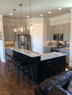 Kitchen Cabinet Homecrest Cabinetry Denver Door Perimeter Is Willow Finish And Island Is
