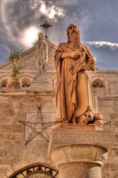 Church of Nativity Bethlehem Palestine