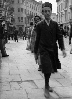 Kraków - Kazimierz, ulica Krakowska (1939)