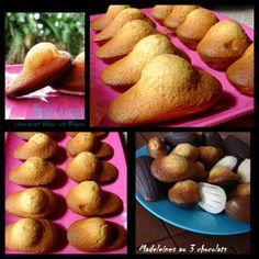 Je vous livre aujourd'hui ma recette de madeleines bien bossu !! L'important pour avoir une jolie bosse, est le choc thermique . C'est pourquoi, il faut préparer sa pâte à madeleines quelques heures avant de vouloir les cuire. Je conseille même de les...