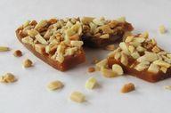 Sticky Almond Toffee