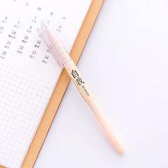 MUJI Style Pastel Gel Pen