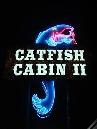Catfish Cabin II.....Athens, Alabama...TWO of the Catfish Cabins?!