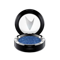 Pressed Pigment Eye Shadow / Star Trek in Midnight: Lustrous new shades that offer extreme pearlescence and versatility of finish.