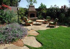 Inexpensive Backyard Ideas | Perfect Backyard Retreat: 11 Inspiring Backyard Design Ideas