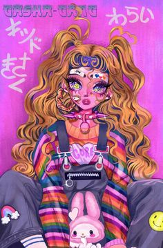 Kawaii Tomboy by Cakepai in 2019 | Tomboy art, Anime art ...