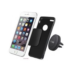 Car Mount Holder Air Vent Magnetic Cradle Mobile Phone Iphone 6s Plus Samsung  #TechMatte