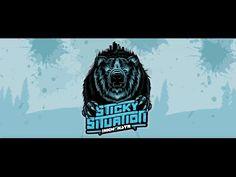 Ink Monstr: Sticky Situation Denver 2014 - YouTube