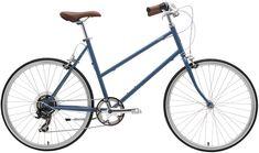 Tokyobikes Bisou Peackock Blue Singlespeed