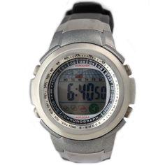 DW073A PNP Matt Silver watchcase Chronographe Date BackLight Unisexe Montre numérique