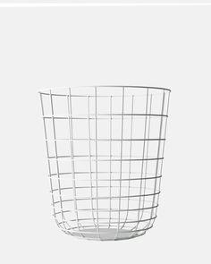 Wire Bin by Menu Homewares Online