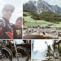 Leo Freakin Gang UCI Downhill World Cup  John B. navigates chainsaw wielding Austrians at the Leogang UCI World Cup event to discover that where two wheels are concerned an open mind can lead to even wider wheels.  #uciworldcup #mountainbike #austria #leogangworldcup #mtb #ucimtbworldcup