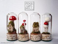 Miniature fairytale pieces