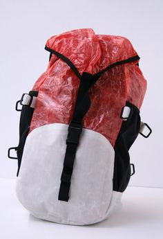 Clieo Gear Rucksack, Non woven dyneema lightweight, waterproof. For Epic adventures, probably Everest.