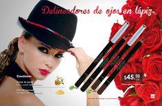 45 Página #Delineadores de ojos en Lápiz  #cosméticos