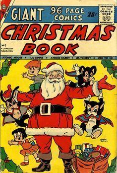Giant Christmas Book