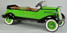 thats a pedal car!!! SealingsAndExpungements.com... 888-9-EXPUNGE (888-939-7864)... Free evaluations..low money down...Easy payments.. 'Seal past mistakes. Open new opportunities.'