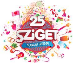Genieße die Musik, habe Spaß und fühl den Sziget-Vibe! Werde ein Sziget Szitizen und lass uns zusammen die 25. Island of Freedom feiern!