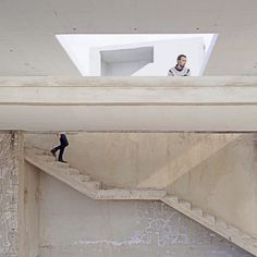 """""""Serge Najjar's approach to photography is intuitive. It derives from his passion for modern and contemporary art. Kazimir Malevich's """"Architectons"""", Josef Albers' abstract compositions, Robert Mangold and Ellsworth Kelly, and also Aurélie Nemours, Frank Stella and Sol LeWitt are listed among his references. The graphic approach of the Russian Avant-garde and, specifically, Alexander Rodchenko catches Najjar's interest early on his career: deciphering the image and its construction will..."""