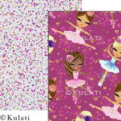 Instant Download Glitter Ballerina Digital Paper Dance Swan