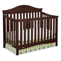 Graco Harbor Lights 4-in-1 Convertible Crib - 04540-519