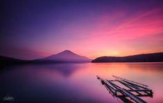 Mt. Fuji Sunset Glow, by ShumonSait... http://photos-worth.tumblr.com/post/141215838611/mt-fuji-sunset-glow-by-shumonsaito by https://j.mp/Tumbletail