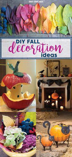 DIY Fall Decoration