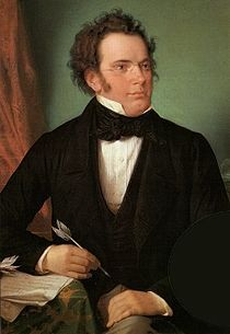 "Franz Peter Schubert 1797 – 1828 was an Austrian composer who is foremost admired for his many ""Lieder"". The cycles Winterreise and Die schone Mullerin are absolutely unsurpassed! Violin Sheet Music, Piano Music, Art Music, Kids Music, Nana Mouskouri, Ballet Music, Ballet Class, E Flat Major, Classical Music Composers"