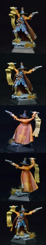 Griffin Darkness Hunter
