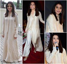 Celebrity Style,manish malhotra,anushka sharma,Allia Al Rufai,Jab Harry Met Sejal,Coralhaze