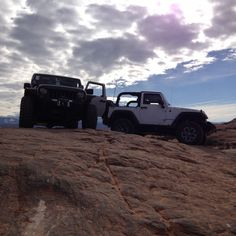 Obstacles of Moab: Overlook