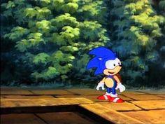 Sonic the Hedgehog (SatAM) Episode 5 - Sonic and the Secret Scrolls Sonic Satam, Danger Mouse, Mighty Morphin Power Rangers, Thomas The Tank, Thundercats, Episode 5, Pet Shop, The Secret, Sonic The Hedgehog