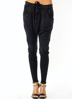 Acidic Pleated Harem Pants $62.40