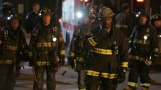 New Chicago Fire TV Show