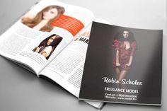 Indesign Multipurpose Magazine Vol2 by GiantDesign Shop on @creativemarket