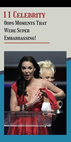 Celebrities face so many difficult situations and they always have to deal them with a lot of situations and do it with grace and dignity. #11 #Celebrity #OopsMoments #Embarrassing Pork Chop Recipes, Ground Beef Recipes, Shrimp Recipes, Salmon Recipes, Chicken Recipes, Fall Nails, Summer Nails, Healthy Dinner Recipes, Vegetarian Recipes