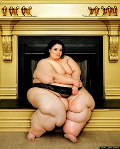 FullBeauty Project Captures Morbidly Obese Women In The Nude (NSWF images)