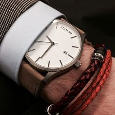 Mr. Nice Watch. #menswear #mvmtwatches #jointhemvmt