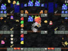 Qwak (single screen platformer for 1-2 players) http://www.mrqwak.com/games/qwak/